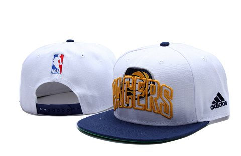 Indiana Pacers NBA Snapback Hat YS095